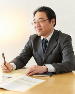代表幹事 永沢 映